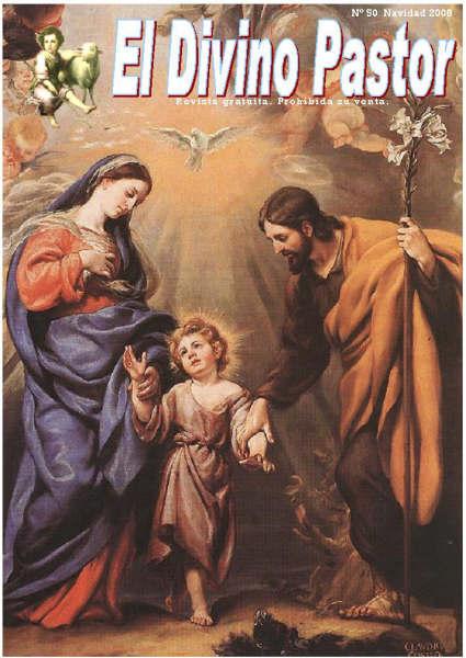 Portada nº 50 Revista El Divino Pastor