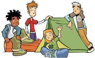 Campamentos de verano 2009