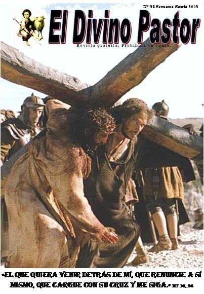 Pulse aquí para consultar el nº 51 Semana Santa de la revista El Divino Pastor