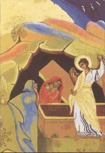 Jesús, resucitado conquista la vida verdadera