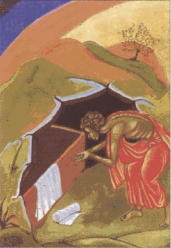 Su sepulcro vacío muestra que Jesús ha vencido a la muerte