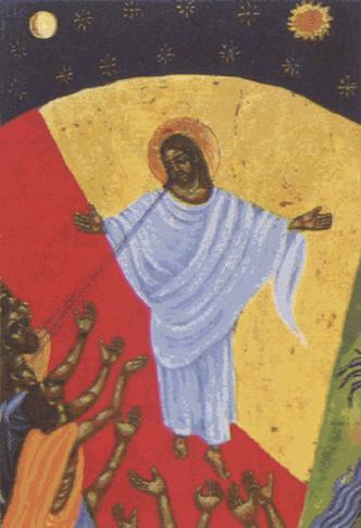 Jesús resucitado da su paz a los discípulos y el poder de perdonar pecados