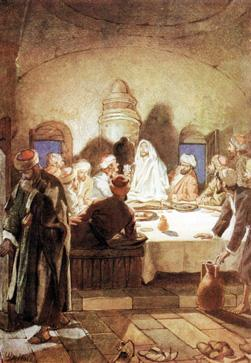 Quinto Misterio Luminoso: La institución de la Eucaristía