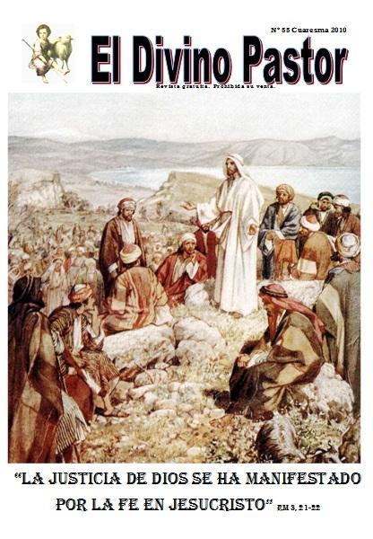 Revista Divino Pastor número 55 Cuaresma 2010