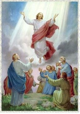 Segundo Misterio Glorioso: La Ascensión del Señor al cielo