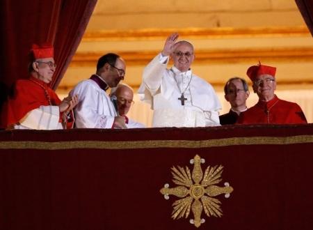 Papa Francisco elegido