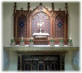 Capilla Madre de los sacerdotes en Móstoles