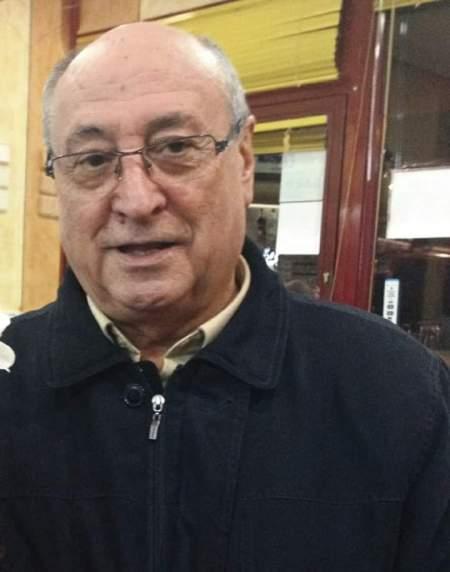 Manuel García Barrio párroco Divino Pastor