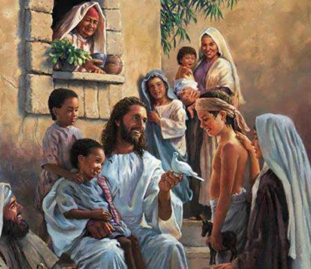 Catequesis infantil parroquia Divino Pastor